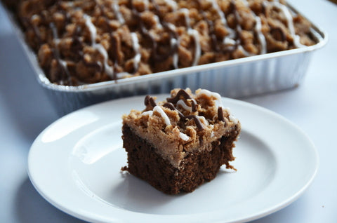 Chocolate Crumb Cake