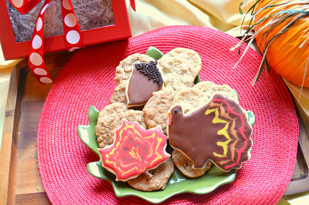 Thanksgiving Cookie Assortment - Crumbolicious - 1