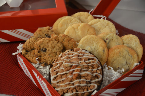 Butter Pecan Crumb & Cookie Assortment Gift