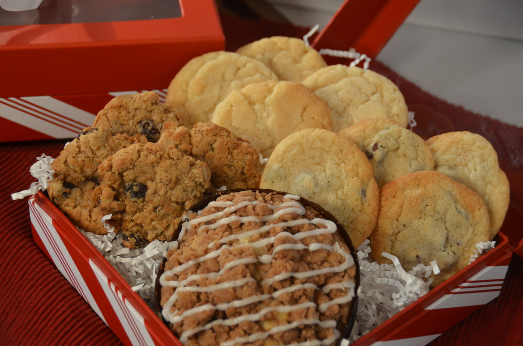 Classic Crumb & Cookie Assortment Gift - Crumbolicious