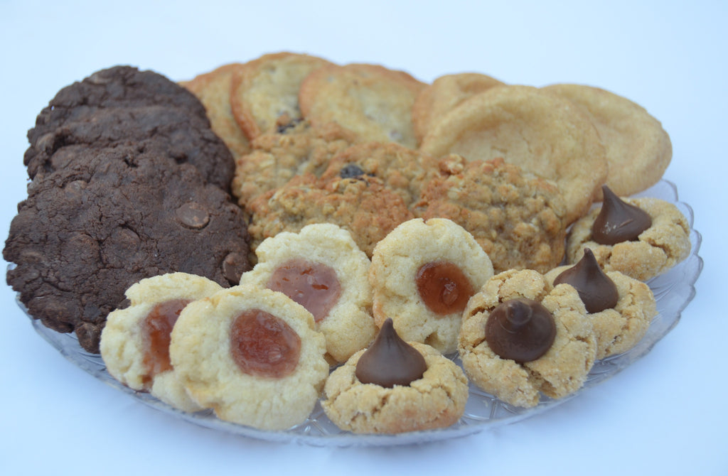 Assorted Cookie Platter - Crumbolicious