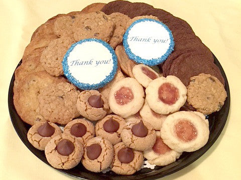 Large Cookie Platter - Crumbolicious