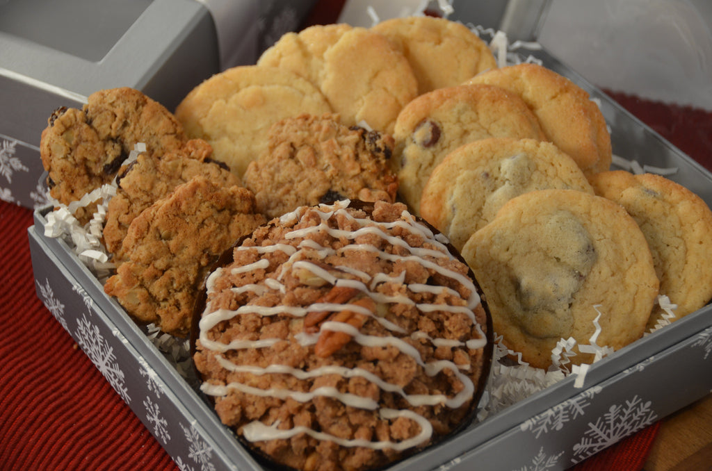 Butter Pecan Crumb & Cookie Assortment - Crumbolicious