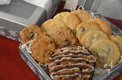 Chocolate Chip Crumb & Cookie Assortment
