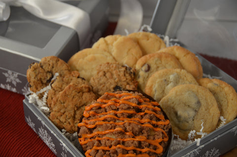 Pumpkin Spice Crumb & Cookie Assortment