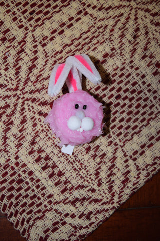 Battery  Pink or White Bunny Tealight Timer