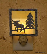 Night Light - Moose