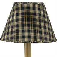 "Sturbridge Shade - 14"" Black"