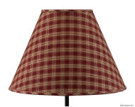 "Sturbridge Shade 12"" Wine"