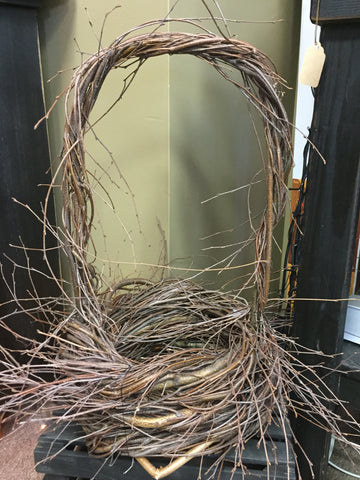 Birch Branch Basket