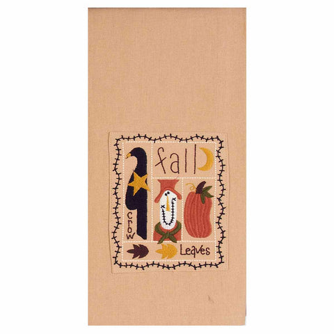 Fall Sampler Towel