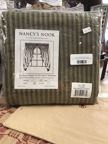 Nancy's Nook Prairie Swag