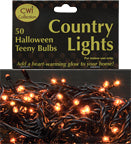 CWI Halloween Teeny Orange Bulbs