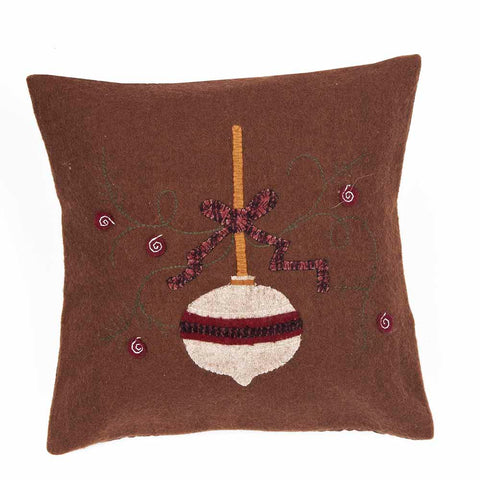 Happy Christmas Pillow Cover