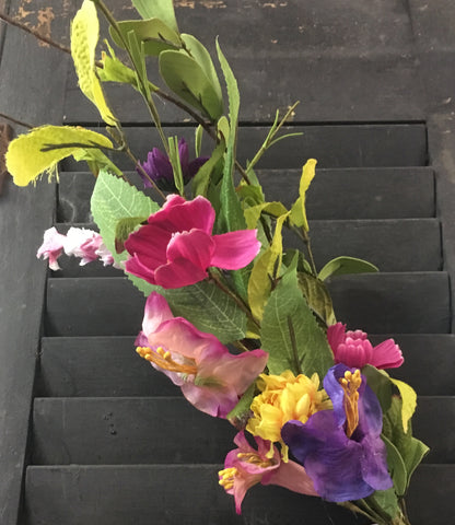 18in Mixed Spring Bloom Bouquet
