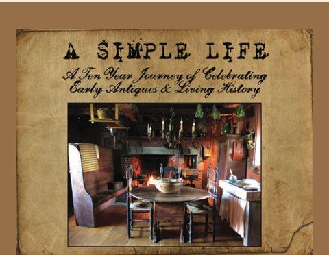 A Simple Life - Hard Back Book