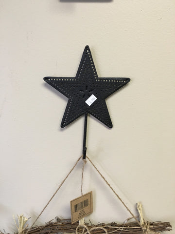 Black Star Single Hook