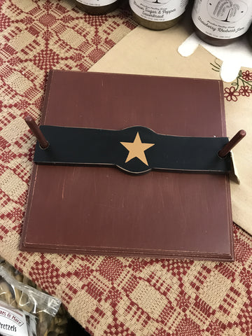 Federal Star Napkin Holder