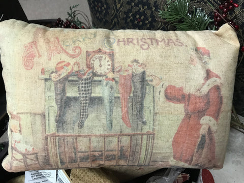 A Merry Christmas Pillow