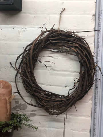 "15"" Grapevine Wreath"