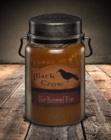 McCall's Classic Jar Candle 26oz Hot Buttered Rum