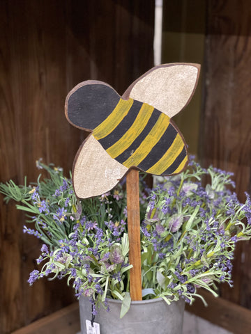 Wooden Bee Stake