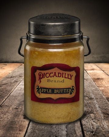 McCall's Classic Jar Candle 26oz Apple Butter