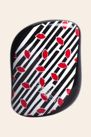 Tangle Teezer-Compact Styler -Lulu Guinness Kiss-Cepillo