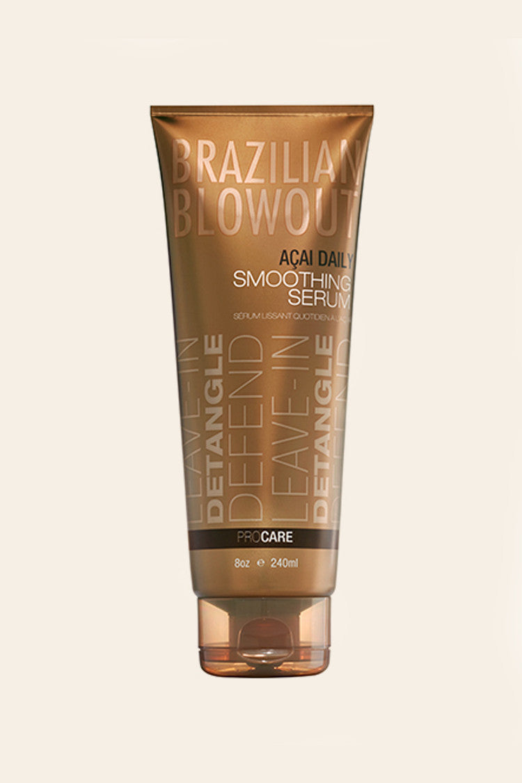 Brazilian Blowout - Anti frizz - Açai Daily Smoothing Serum - Suero