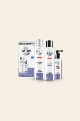 Nioxin - Kit 5 Chemically Treated Light