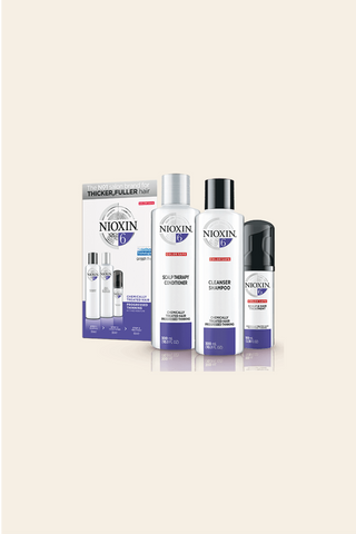 Nioxin - Kit 6 Chemically Treated Progressed