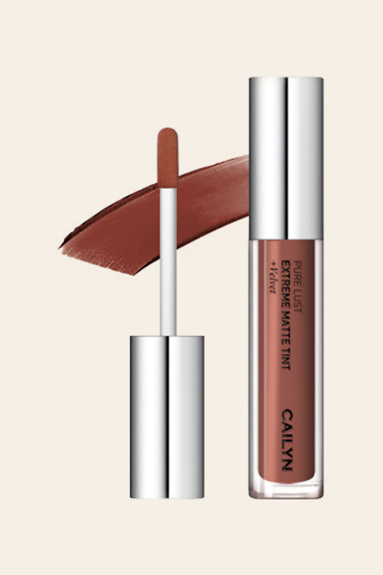 Cailyn - Pure Lust Extreme Matte Tint + Velvet - 32 Practicable - Labial