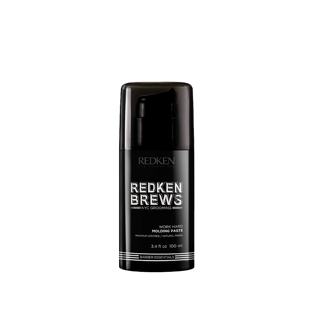Work Hard Molding Paste | Redken