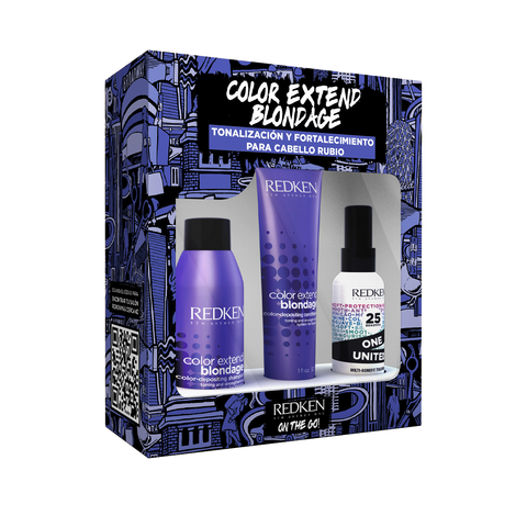 Color Extend Blondage Travel Size Kit | Redken