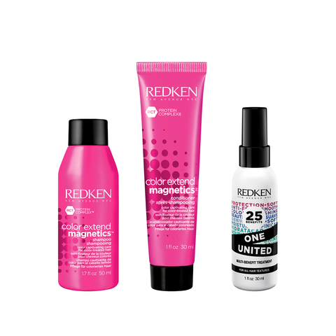 Color Extend Magnetics Travel Size Kit | Redken