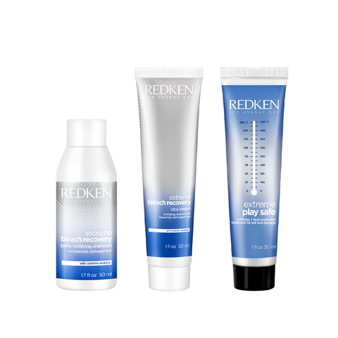 Extreme Bleach Recovery Travel Size Kit | Redken
