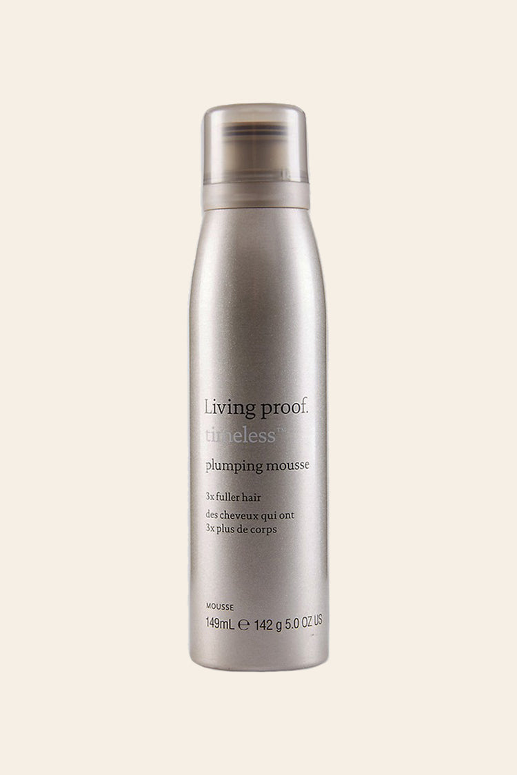 Timeless Plumping Mousse | Living Proof