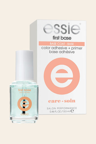 Essie - First Base - Base Adhesiva