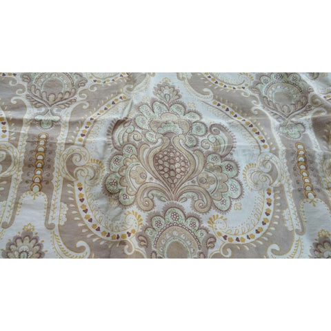 Euro Shams Brown, Cream Green Set of 3