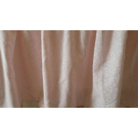 Bedskirt Dust Ruffle Martha Stewart King Size Pink Color