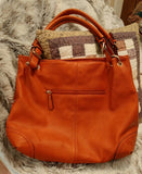 SOLD Big Buddha Granada Hobo Boho Shoulder Handbag Tote Like New,