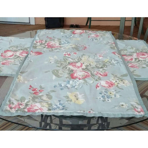 Ashley Pillow Shams Laura Ashley Home Flowered King Size 2 Available