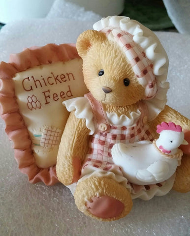 "SOLD Most Items Are 1 of's: #Cherished Teddies ""Lori"" 476439 Reg No 8I7/574,"
