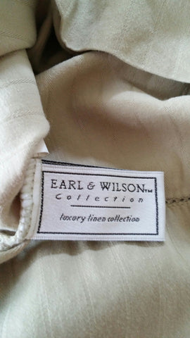 SOLD MOST ITEMS ARE 1 OFS 2 Pillowcases Earl & Wilson Collection Luxury,