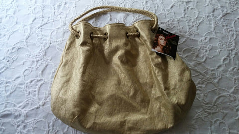 SOLD Most Items are 1 of's: NWT #Handbag Purse Textured #Metallic Gold #Matrix
