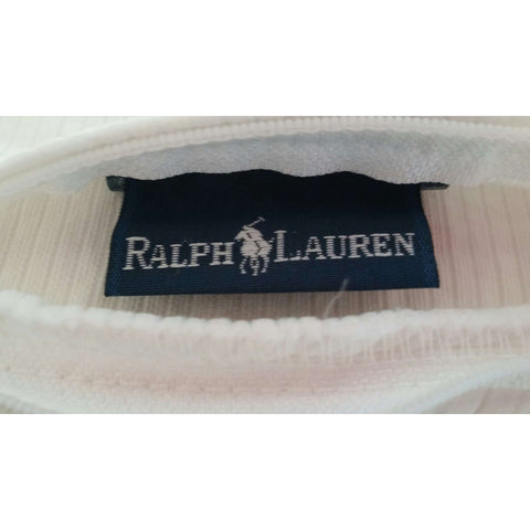 RL Throw Pillow Ralph Lauren Cover Blue Label Discontinued