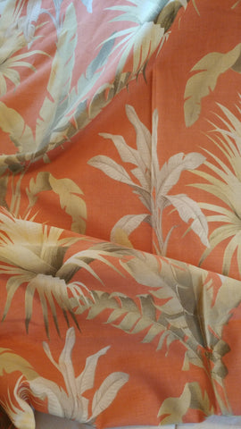 SOLD Shower Curtain Tommy Bahama Home Catalina Fabric RARE,