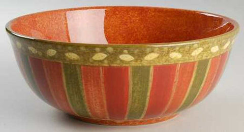 "SOLD MOST ITEMS ARE 1 OFS Rare Serving Bowl Large Tabletops Gallery ""Rio"","