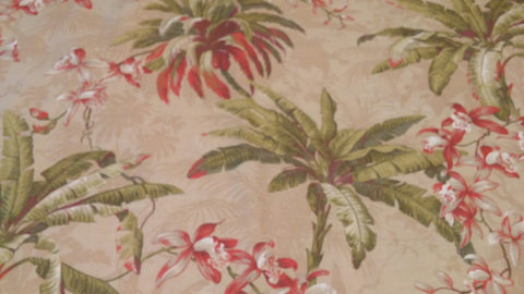 SOLD Pillow Sham Tommy Bahama Home Standard Size,