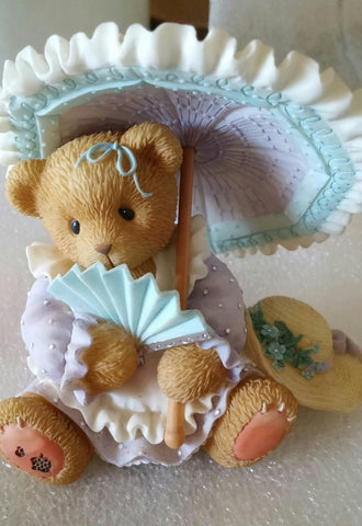 "SOLD MOST ITEMS ARE 1 OF's Cherished Teddies ""Vanessa"" 662437 Reg. No IR7/811,"